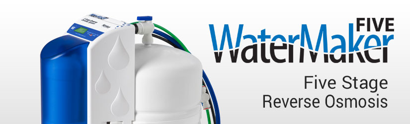 Watermaker Five Five Stage Reverse Osmosis System